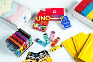 Articoli Per Tabaccherie, Bar e Cartolerie